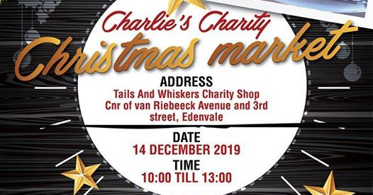 Event: Charlie's Charity Christmas Market